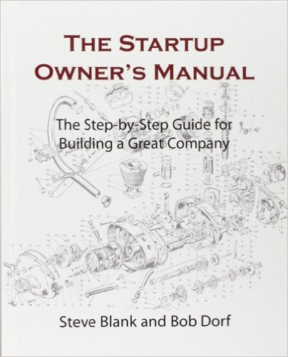 The Startup Owner's Manual دليل مالك المشروع الريادي